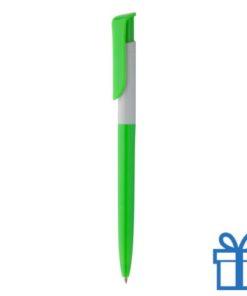 Promotie pen inlay groen