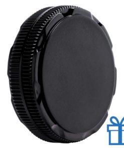 Schoenensmeer opvouwbaar zwart bedrukken