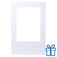 Selfie fotolijst karton bedrukken