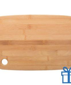 Snijplank bamboe groot bedrukken
