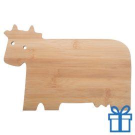 Snijplank koe Nederlands bedrukken