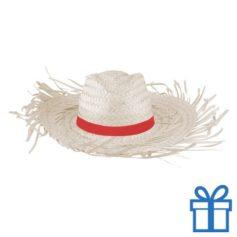 Sombrero naturel bedrukken