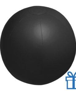 Strandbal goedkoop zwart bedrukken
