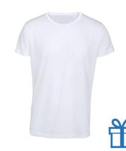 T-shirt volwassenen ademend L bedrukken