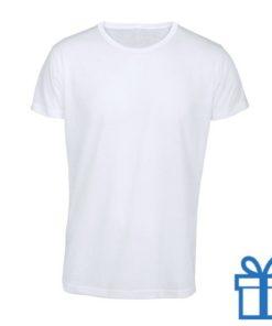 T-shirt volwassenen ademend M bedrukken