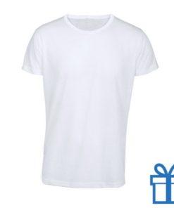 T-shirt volwassenen ademend S bedrukken