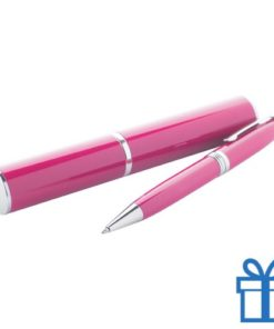 Touch ballpoint pen roze