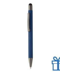Touchscreen balpen design blauw