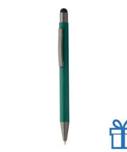 Touchscreen balpen design groen