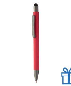 Touchscreen balpen design rood