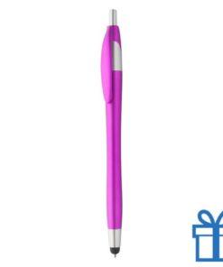 Touchscreenbalpen simple roze