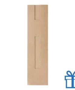 Verpakking pen recycled papier
