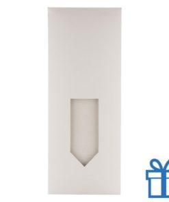 Verpakking voor stropdas bedrukken