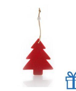 Vilten kerstboomhanger kerstboom bedrukken