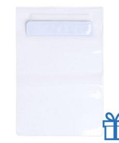 Waterdichte tablethoes wit bedrukken