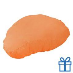 Zadelhoes goedkoop oranje bedrukken