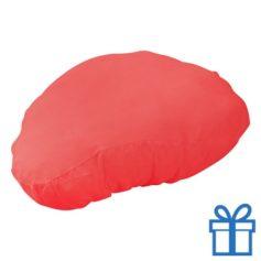 Zadelhoes goedkoop rood bedrukken
