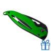 Zakmes veilig groen bedrukken
