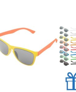 Zonnebril kies je kleuren bedrukken