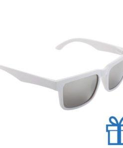 Zonnebril wayfarer goedkoop wit bedrukken