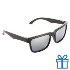 Zonnebril wayfarer goedkoop zwart bedrukken