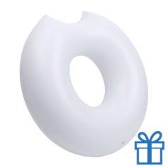 Zwemband PVC wit bedrukken