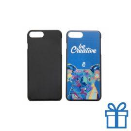 iPhone® 6 7 8 Plus hoesje goedkoop zwart