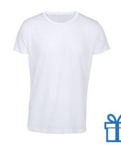 T-shirt volwassenen ademend XL bedrukken